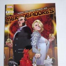 Cómics: X-MEN MERODEADORES 2. Lote 198564041