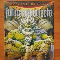 Comics : INDESTRUCTIBLE HULK Nº 45 - MARVEL - PANINI (8J). Lote 198705986