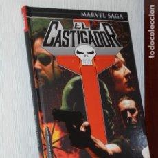 Comics : MARVEL SAGA EL CASTIGADOR Nº 9 HOMBRE DE PIEDRA ENNIS - PANINI. Lote 198950030