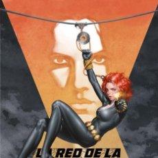 Cómics: LA RED DE LA VIUDA NEGRA. Lote 199324276