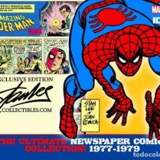 Cómics: EL ASOMBROSO SPIDERMAN: LAS TIRAS DE PRENSA 01. Lote 199324670