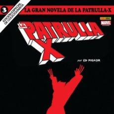 Cómics: LA GRAN NOVELA DE LA PATRULLA-X 03. EXTERMINIO. Lote 199325258