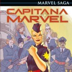 Cómics: CAPITANA MARVEL 06: CAROL CORPS (MARVEL SAGA 100). Lote 199326125