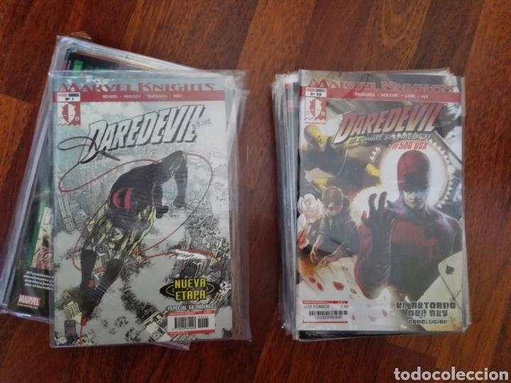 DAREDEVIL MARVEL KNIGHTS VOL. II COMPLETA (Tebeos y Comics - Panini - Marvel Comic)