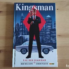 Cómics: KINGSMAN 2: THE RED DIAMOND, DE PANINI COMICS (ROB WILLIAMS & SIMON FRASER). Lote 199828703