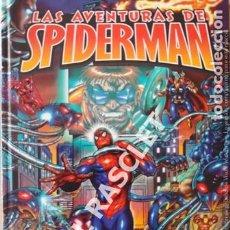 Cómics: LAS AVENTURAS DE SPIDERMAN - 2. DOCTOR OCTOPUS -TAPAS DURAS - DE PANINI. Lote 199938118