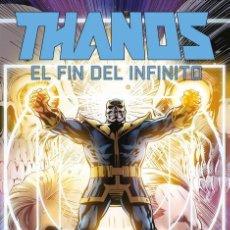 Cómics: THANOS: EL FIN DEL INFINITO (MARVEL GRAPHIC NOVELS). Lote 199965908