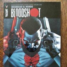 Cómics: BLOODSHOT TOMO Nº 1 - VALIANT PANINI COMICS - CONTIENE DEL 1 AL 4 USA-. Lote 200511702