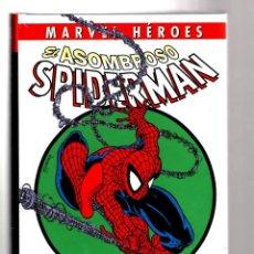Cómics: EL ASOMBROSO SPIDERMAN 4 : LA LEYENDA EMPIEZA DE NUEVO - PANINI / MARVEL HEROES / NUEVO Y PRECINTADO. Lote 266009758