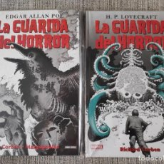 Cómics: LA GUARIDA DEL HORROR H.P. LOVECRAFT PANINI COMICS. Lote 200734965
