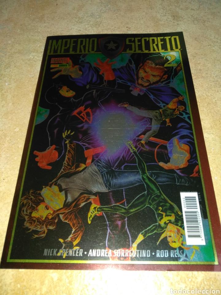 IMPERIO SECRETO 2 (Tebeos y Comics - Panini - Marvel Comic)