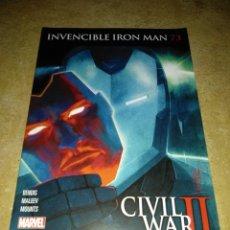 Cómics: IRON MAN 73. Lote 201139078
