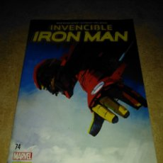 Cómics: IRON MAN 74. Lote 201139313