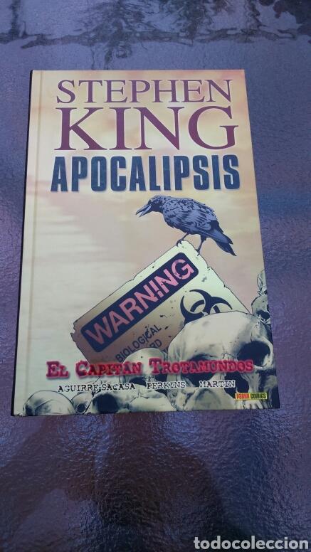 STEPHEN KING APOCALISIS -EL CAPITÁN TROTAMUNDOS (Tebeos y Comics - Panini - Otros)