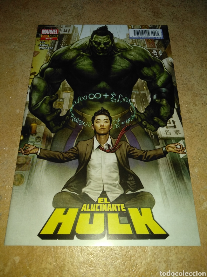HULK 61 (Tebeos y Comics - Panini - Marvel Comic)