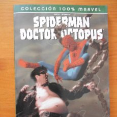 Comics : SPIDERMAN / DOCTOR OCTOPUS - AÑO UNO - COLECCION 100% MARVEL - PANINI (HG). Lote 201205276