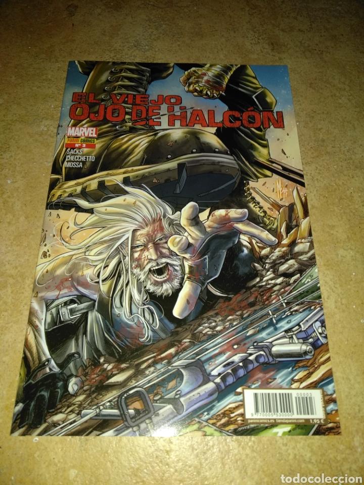 EL VIEJO OJO DE HALCÓN 3 (Tebeos y Comics - Panini - Marvel Comic)