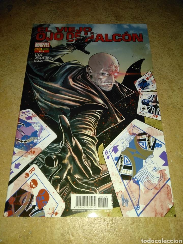 EL VIEJO OJO DE HALCÓN 9 (Tebeos y Comics - Panini - Marvel Comic)
