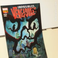 Cómics: MARVEL IMPOSIBLES VENGADORES Nº 51 - PANINI. Lote 211262875