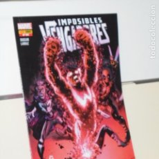 Cómics: MARVEL IMPOSIBLES VENGADORES Nº 54 - PANINI. Lote 211262779