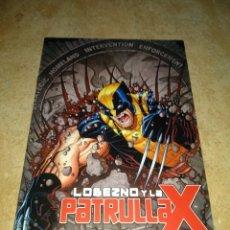Cómics: LOBEZNO Y LA PATRULLA X 22. Lote 201324347