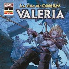 Cómics: LA ERA DE CONAN 06VALERIA 3. Lote 210327920