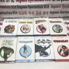 Cómics: 8 CLASICOS DEL COMIC , PANINI AÑO 2004 LEER. Lote 201534088