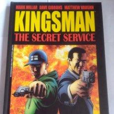 Cómics: KINGSMAN THE SECRET SERVICE. Lote 202754297