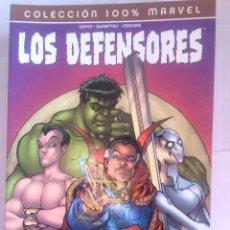 Cómics: LOS DEFENSORES LES LLAMABAN LOS DEFENSORES. Lote 202782320