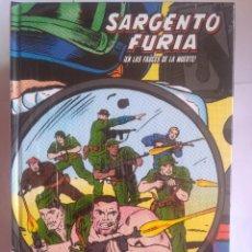 Cómics: SARGENTO FURIA EN LAS FAUCES DE LA MUERTE MARVEL LIMITED EDITION / CAJ 5. Lote 202792592