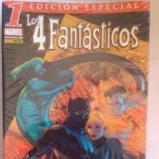 Cómics: LOS CUATRO FANTÁSTICOS EDICIÓN ESPECIAL VOLUMEN 6 COMPLETA. Lote 202954621