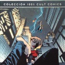 Cómics: COLECCIÓN 100% CULT COMIC- POWERS-IDENTIDAD SECRETA. Lote 203290586