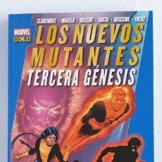 Cómics: LOS NUEVOS MUTANTES. TERCERA GENESIS. MARVEL GOLD. PANINI. Lote 203402903