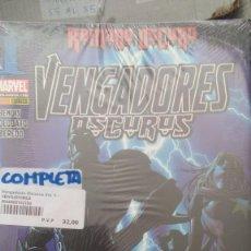Cómics: VENGADORES OSCUROS VOLUMEN 1 COMPLETA #. Lote 203479395