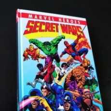 Cómics: DE KIOSCO SECRET WARS II INTEGRAL MARVEL HEROES PANINI COMICS TOMO. Lote 203757412