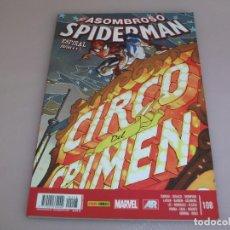 Comics : EL ASOMBROSO SPIDERMAN 108 MUY BUEN ESTADO. Lote 203885380