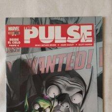 Cómics: # THE PULSE Nº 4. Lote 203919546