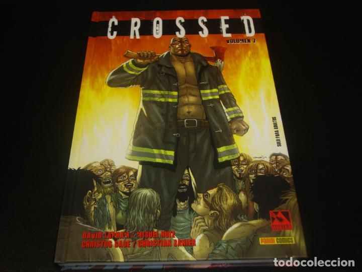 CROSSED VOLUMEN 7 (Tebeos y Comics - Panini - Otros)