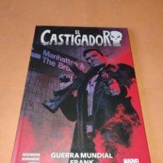 Cómics: EL CASTIGADOR. SELECCION 100 POR 100. Nº 6 .GUERRA MUNDIAL FRANK. ROSENBERG & KUDRANSKI.. Lote 204062942