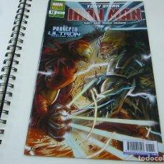 Comics : TONY STARK - IRON MAN - EL PROYECTO ULTRON SEGUNDA PARTE - NUMERO 12 -N. Lote 204065550
