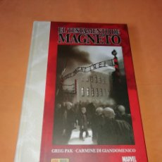Cómics: EL TESTAMENTO DE MAGNETO. GREG PACK & CARMINE DI GIANDOMENICO. CARTONE.. Lote 204067928