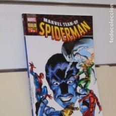 Fumetti: MARVEL TEAM-UP SPIDERMAN VOL. 2 Nº 13 JUEGO DE PODER - PANINI. Lote 204140110