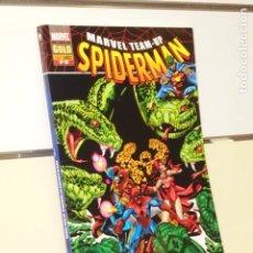 Fumetti: MARVEL TEAM-UP SPIDERMAN VOL. 2 Nº 16 LA SERPIENTE SE ALZA - PANINI. Lote 204141725