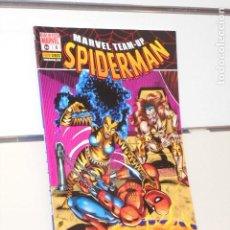 Fumetti: MARVEL TEAM-UP SPIDERMAN VOL. 2 Nº 4 TIGRA, TIGRA, ARDIENTE BRILLO - PANINI. Lote 204143216