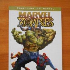 Cómics: MARVEL ZOMBIES - EL REGRESO - COLECCION 100% MARVEL - PANINI (7M). Lote 204237487