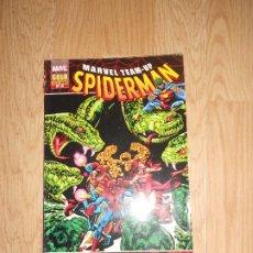 Cómics: MARVEL TEAM UP SPIDERMAN Nº 16 LA SERPIENTE SE ALZA - MARVEL - PANINI. Lote 204264352