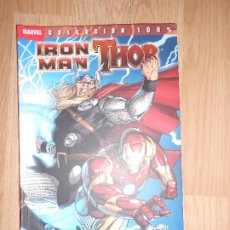 Cómics: IRON MAN THOR COMPLEJO DE DIOS - COLECCION 100% MARVEL - PANINI. Lote 204268307