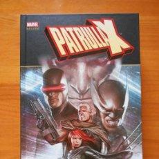 Cómics: PATRULLA X - ADVENIMIENTO - MARVEL DELUXE - PANINI - TAPA DURA (GM). Lote 204272946