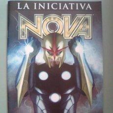 Cómics: LA INICIATIVA-NOVA /SEV2020. Lote 204337960