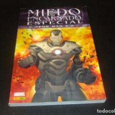 Cómics: MIEDO ENCARNADO ESPECIAL IRON MAN 2.0. Lote 204365045